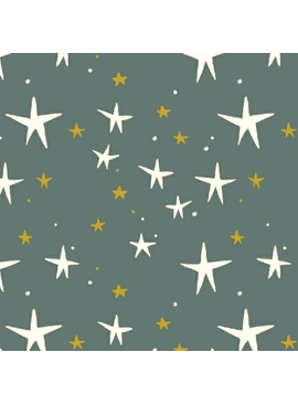 Windham Fabrics Playground by Dylan Mierzwinski Starry Dark