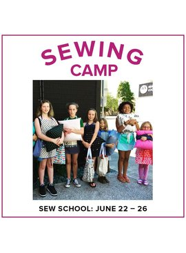 Karin Dejan Kids Sewing Camp: Sew School!, Alberta St. Store, Monday - Friday, June 22-26, 9am-12pm