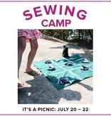 Rebekah Fink Kids Sewing Camp: It's a Picnic! Alberta St Store, Monday - Wednesday, July 20-22, 9am-12pm