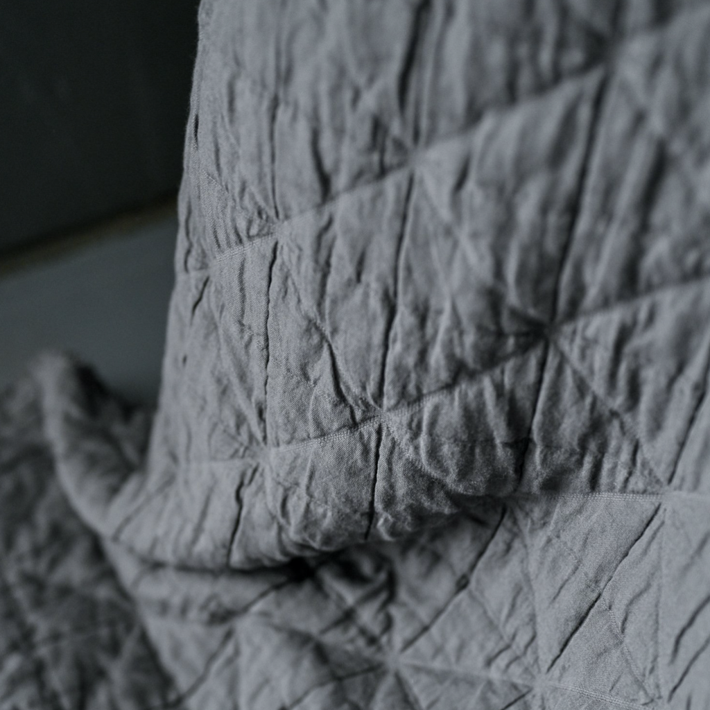 Merchant & Mills Merchant & Mills Jacquard Cotton Arlo Grey