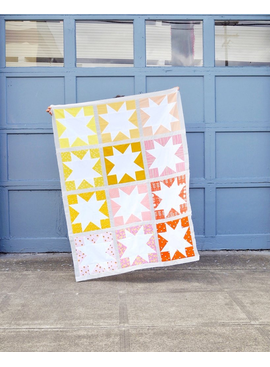 Then Came June: Inside Out Star Quilt