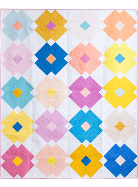 Then Came June Then Came June: Flower Tile Quilt