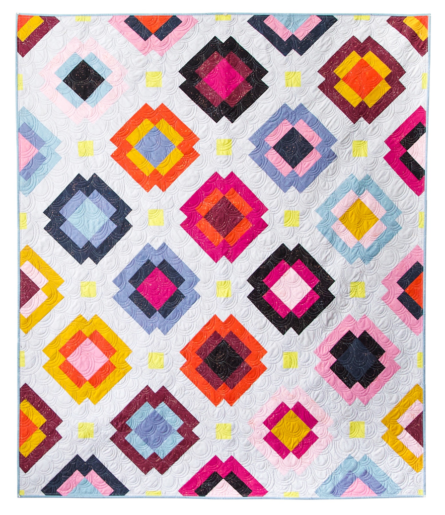 Then Came June Then Came June: Radiate Quilt Pattern
