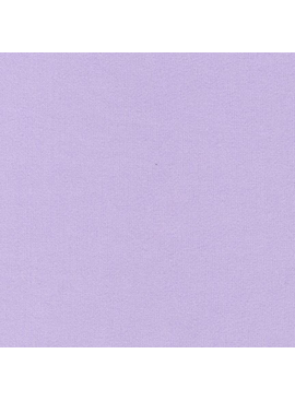 Robert Kaufman Flannel Solid Lilac