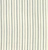 """Moda Boro Foundations cream with grey stripe dots 100% Cotton 44"""" wide"""
