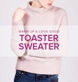 Erica Horton Toaster Sweater, Lake Oswego Store, Wednesdays, May 13 & 20, 6-9pm