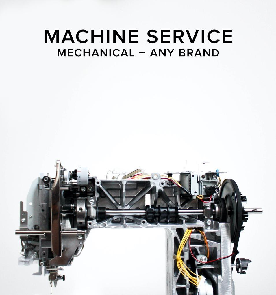 Mechanical Machine Service ($139 Value)