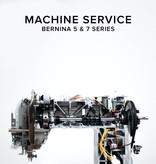 BERNINA 5 Series & 7 Series Machine Service ($179 Value)