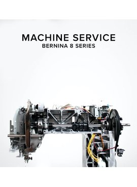 BERNINA 8 Series Machine Service ($229 Value)