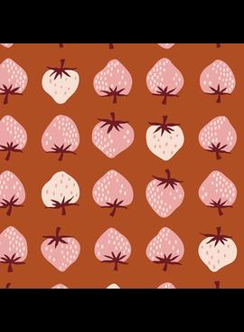 Darlings by Ruby Star Society Star Strawberries Cayenne