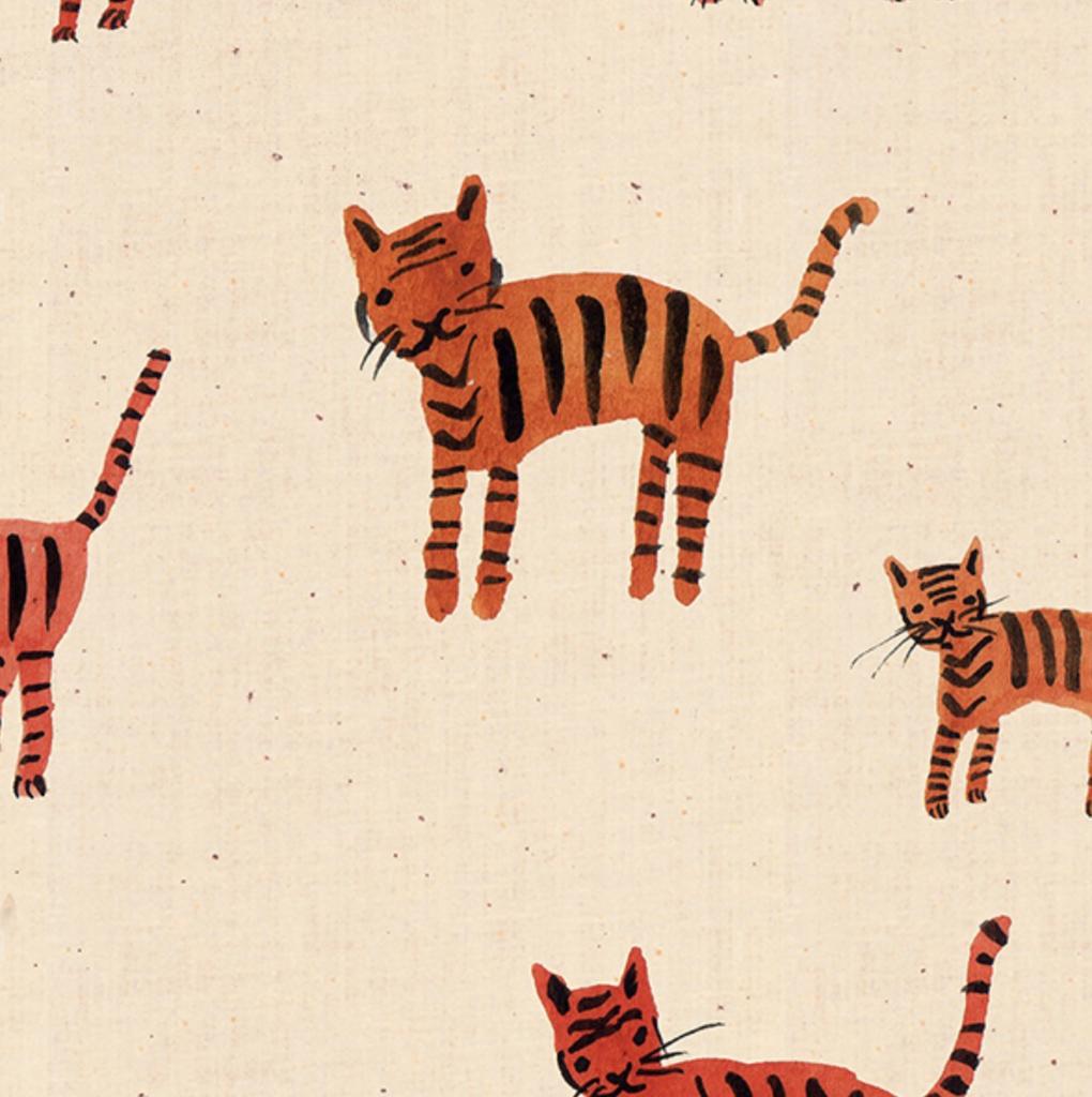 Darlings by Ruby Star Society Star Cats Orange