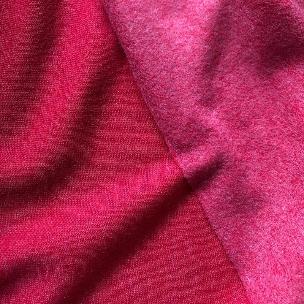 Sweatshirt Fleece Royal Red