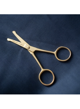 Merchant & Mills Merchant & Mills Short Blade Safety Gold Scissors (scissor 23)