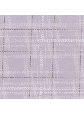 Dear Stella Winter Cabin Flannel: Dash Plaid Parfait