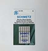 Schmetz Schmetz Microtex 5pk sz10/70