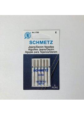 Schmetz Schmetz Denim 5-pk sz14/90