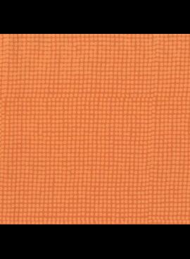 Hoffman Fabrics Me + You Hand Dyed Batik Raindrops Apricot