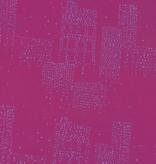 Hoffman Fabrics Me + You Hand Dyed Batiks Buildings Gemstone