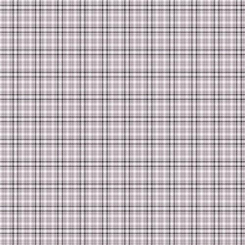 Andover Modern Plaids Gray / Black
