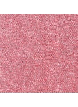 Robert Kaufman Essex Yarn Dyed Red