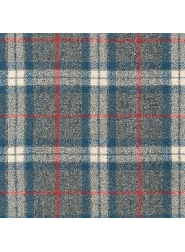 Robert Kaufman Mammoth Flannel Smoke