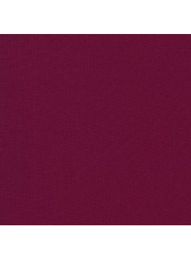 Robert Kaufman Kona Cotton Bordeaux