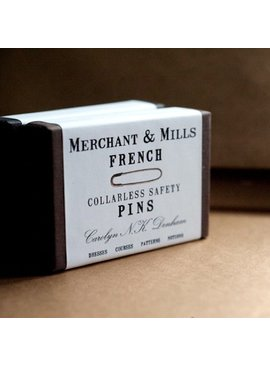 Merchant & Mills Merchant & Mills Safety Pins French