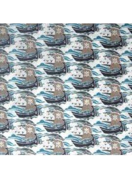 Liberty Art Fabrics Liberty Tana Lawn: Samols A