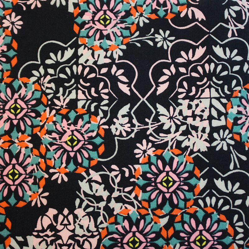 Liberty Art Fabrics Liberty Tana Lawn: Floral Filigree A