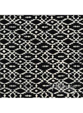 Hoffman Fabrics Hand Dyed Batiks Southwestern Weave Zebra