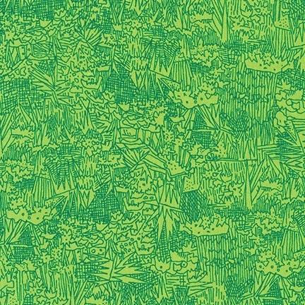 Robert Kaufman Friedlander Lawn by Carolyn Friedlander Marine