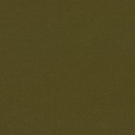 Robert Kaufman Arietta Ponte De Roma Solid Olive