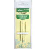 Clover Clover Gold Eye Sashico Needles (Long Type)