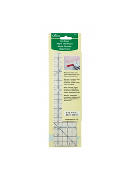 Clover Clover Press Perfect Hot Ruler