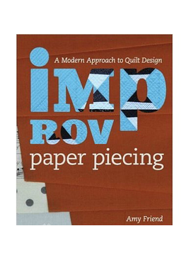 Lucky Spool Improv Paper Piecing