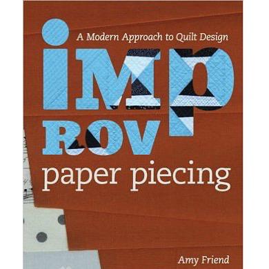 Lucky Spool Improv Paper Piecing