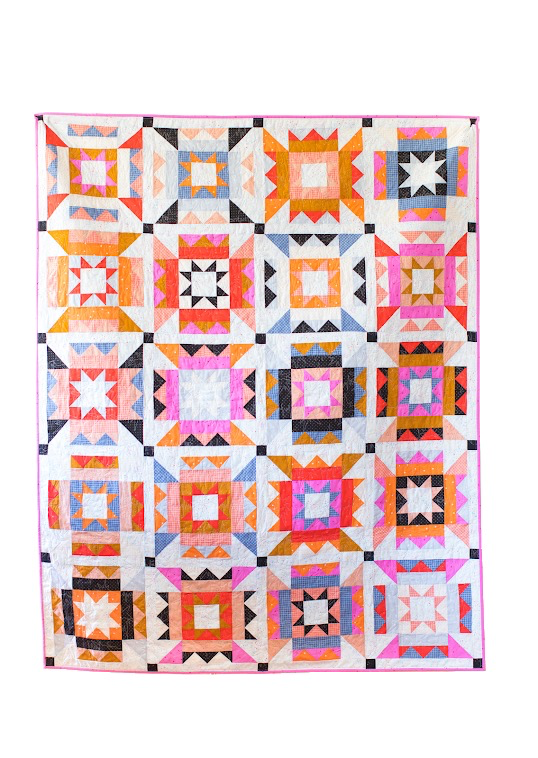 Then Came June Then Came June: Nova Star Quilt Pattern