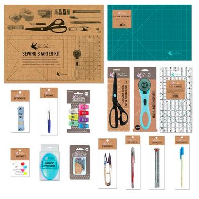 Brewer Big Eversewn Sewing Starter Kit
