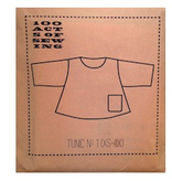 100 Acts of Sewing Tunic No. 1 by 100 Acts of Sewing