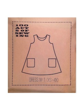 100 Acts of Sewing Dress No. 1 by 100 Acts of Sewing