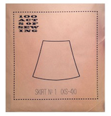 100 Acts of Sewing Skirt No. 1 by 100 Acts of Sewing