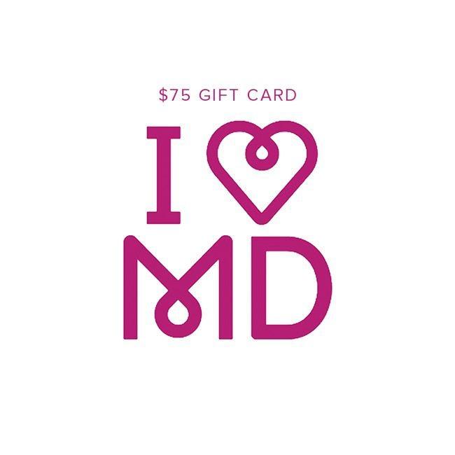 Modern Domestic Modern Domestic $75 Gift Card