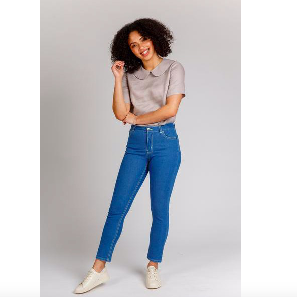 Megan Nielsen Megan Nielsen Ash Jeans