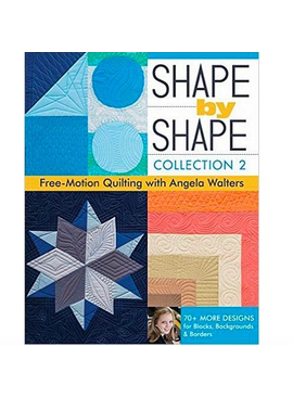 C&T Publishing Shape by Shape: Collection 2