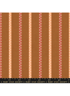 Ruby Star Society Warp Weft Wovens by Alexia Abegg for Ruby Star Society: Earth