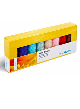 Brewer Mettler Polysheen Thread Set Kids (8 spool)