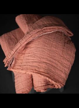 Merchant & Mills Merchant & Mills Jacquard Square Cotton Harvest Pink