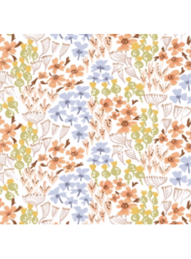Dear Stella Dear Stella Botany by Rae Ritchie Grouped Floral White