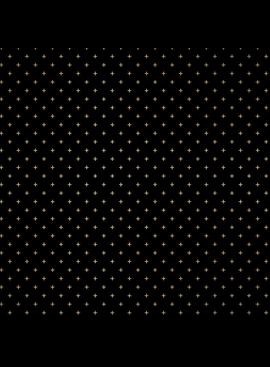 Ruby Star Society Add it Up by Alexa Abegg for Ruby Star Metallic Black Gold