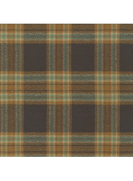 Robert Kaufman Mammoth Flannel Walnut